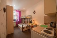 Apartment on pereulok Pirogova