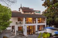 Suzhou Met the Tower of Human Beauty Villa
