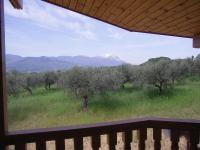 Loreto Aprutino Log house
