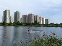 Apartment on Yuzhnoye shosse 55