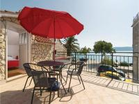 One-Bedroom Holiday home with Sea View in Kastel Sucurac