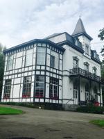 La chambre de la Villa Madeleine