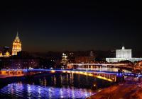 Apartment at the river on Smolenskaya 10