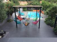 Maison (villa) de charme avec piscine