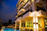 Bangkok Luxury Suites Patio