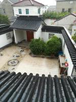 Xishan farm farmhouse courtyard next edge