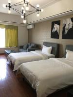 Guangzhou Rui Si Bao International Apartment Nansha Wanda Square Branch