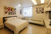Rio042-Luxury studio apartment in Ipanema for holidays