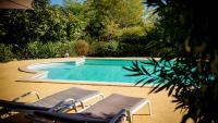 villa la sokina avec piscine chauffée