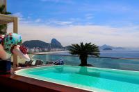 5 suites penthouse in Copacabana, Rio de Janeiro