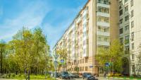 Apartment near metro luzhniki