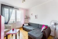 Apartment on Smolensky Bulvar 6-8