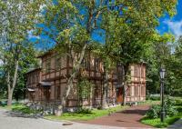Гостевой дом на Малой Невке