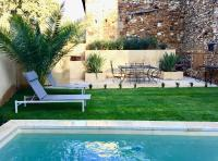 19C Provencal Stone House with Private Pool