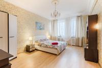 Apartment on Smolenskiy bulevard 3