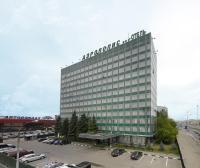 Отель Аэрополис