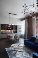 Apartment on Pod'ezdnoy Pereulok
