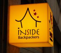 Backpackers Inside
