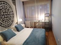 Apartamento acogedor wifi+plaza garaje