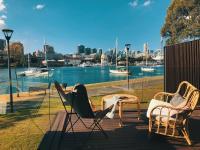 Sydney SubCBD Townhouse