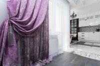 Apartamenty na Mstislavtsa s vidom na Natsional'nuiu Biblioteku