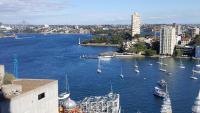 Luxury Suite on Sydney Harbour Amazing Views