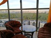 Apartamenty s vidom na park