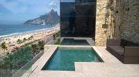 Beach-front pool paradise penthouse Ipanema by OWNER