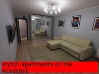 Apartment on Okskaya 2