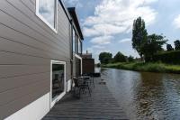 Beautiful Houseboat Amsterdam North (sleeps 4)