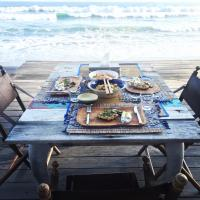 Beachfront Villa Romantic