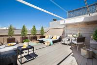 Click&Flat Balmes Luxury Penthouse