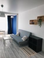 Большая стильная квартира на берегу моря