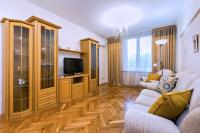 Просторная квартира на Новинском бульваре