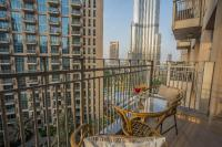 Downtown Burj Khalifa View Apartment