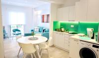 Minimal Fresh Design Apt in Athens