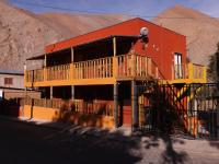 Hostal Balcones de Pisco Elqui