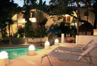 Tropical Casablanca Party Zone