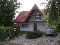 Domek pod Klonami na Mazurach