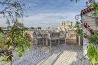 Notre Dame Paris Flat
