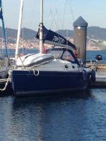 Boat in Vigo (10 metres)