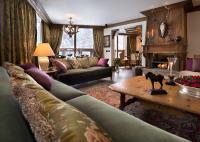 Appartement d'Exception - Jardin Alpin - Courchevel 1850