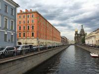 Апартаменты на Канале Грибоедова