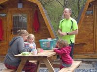 Bryn Dinas Camping Pods Ltd.