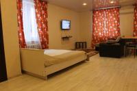 Apartment Tikhomirnova 1