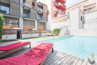 My Space Barcelona Pool Garden Apartments