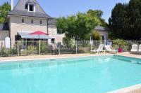 Camping Brantome Dordogne Puynadal