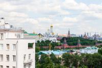 Penthouse with Kremlin Views