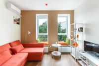 Бизнес-Апартаменты Daily Rooms на Коломенской