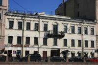Apartment Naberezhnaya Moyki 30